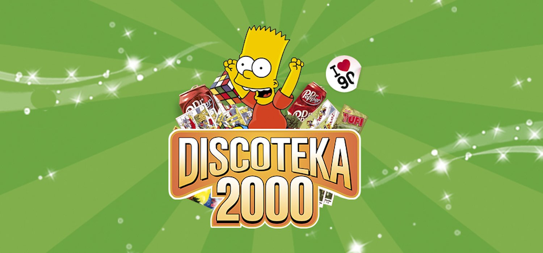 БОЛЬШАЯ DISCOTEKA 2000!
